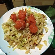 天津年夜饭之花红柳绿