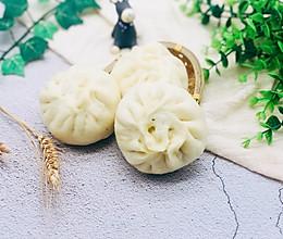 #好吃不上火#青菜香菇包子的做法
