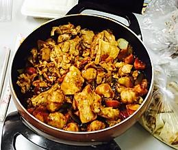 三汁焖锅——在家也可以吃到的美味的做法