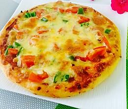 玛格丽特披萨的做法