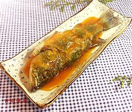 糖醋鲈鱼的做法