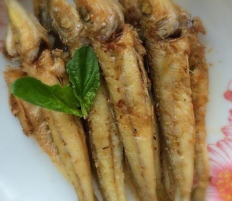 香煎沙尖鱼的做法