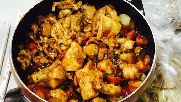 三汁焖锅——在家也可以吃到的美味