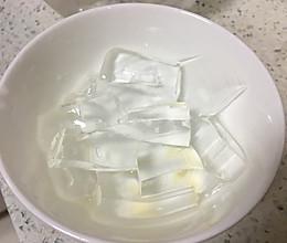 冰粉粉的做法