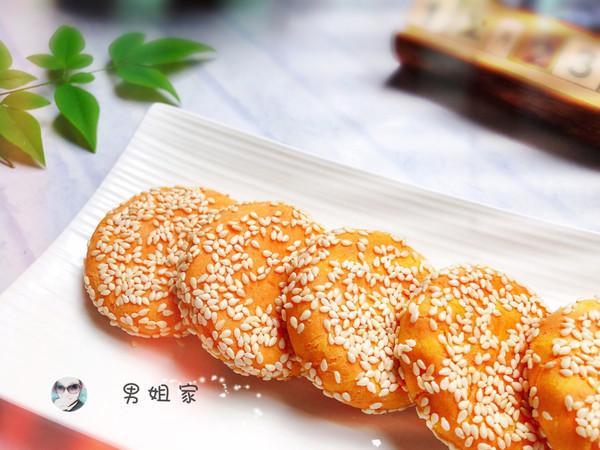 奶香红薯饼~烤箱版的做法