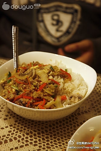 肉糜炖菜的做法
