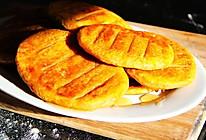 红薯正当时【蜜汁红薯饼】的做法