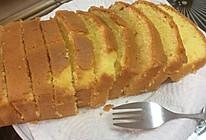 普通面粉做原味磅蛋糕的做法