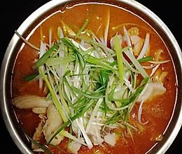 酸辣番茄鱼汤的做法