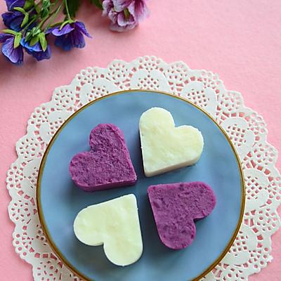 山药紫薯甜心