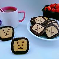 狮子饼干#松下多面美味#的做法图解15