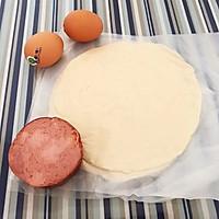 手抓饼开心早餐#初夏搜食#的做法图解1