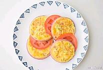 洋葱圈蛋饼的做法