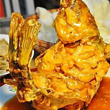 糖醋黄河鲤鱼--详解头牌鲁菜