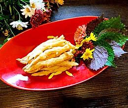 香酥炸银鱼的做法