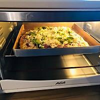 #硬核菜谱制作人#西部乡村披萨全麦版的做法图解10