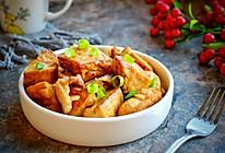 五花肉炖豆腐的做法