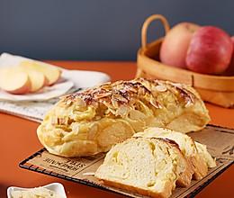 英式苹果面包的做法