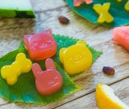 水果软糖的做法