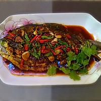 川味干烧扁鱼的做法图解5