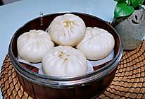 #橄榄中国味 感恩添美味青萝卜丝素馅包子的做法
