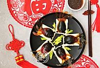 #福气年夜菜#富贵有余---皮蛋豆腐的完美组合的做法