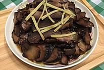 #无腊味,不新年#酱肉蒸春笋的做法