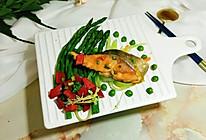 酱汁儿秋鲑鱼的做法