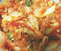 腌美味辣白菜的做法