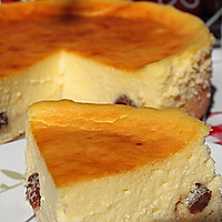 小山进的New York Cheese Cake
