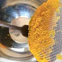 #洗手作羹汤# 顺滑奶香南瓜挞的做法图解5