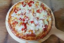 家庭版至尊披萨的做法
