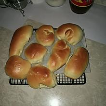 豆沙软面包