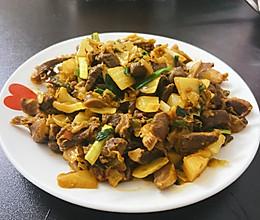 #餐桌上的春日限定#【上班族简菜】酸辣鸭肫的做法