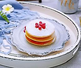 酸奶松饼~平底锅版的做法
