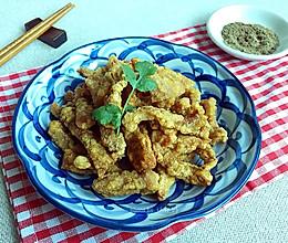 路路亨通vs椒盐酥肉#好彩头#的做法