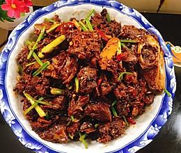 麻辣兔肉的做法