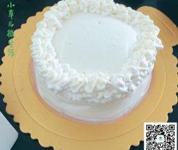 2016无限畅想之奶油蛋糕的做法