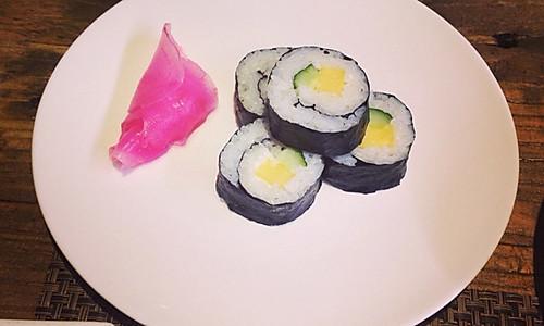瘦身素食懒人简易紫菜包饭的做法