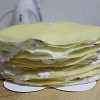 草莓,芒果千层蛋糕的做法图解19