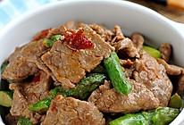 XO酱炒牛肉片的做法