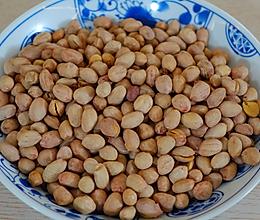 盐炒花生米的做法