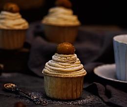 蒙布朗栗子蛋糕的做法