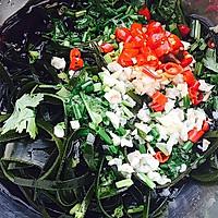 夏季必做开胃凉拌菜—酸辣海带丝的做法图解3