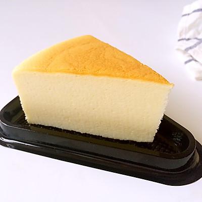 轻芝士蛋糕-超详细版