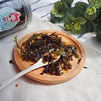 补钙神器·烤紫菜#美味烤箱菜,就等你来做!#的做法图解6