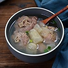 牛尾竹荪汤