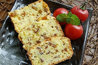 松子红枣磅蛋糕