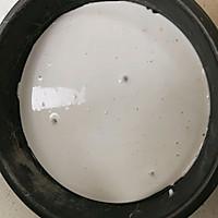 鸡蛋青菜肠粉的做法图解5