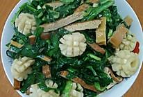 炒韭菜的做法